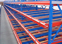 Shelf Master Carton Flow Racking
