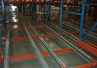 Shelf Master Pallet Flow Racking