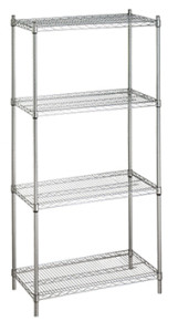 HD SHELVING Wire Shelving